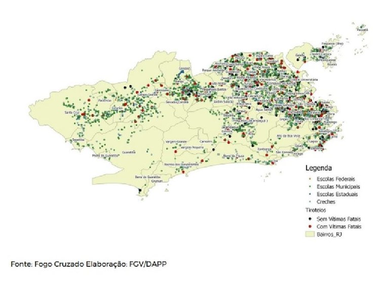mapa das vítimas fatais e escolas e creches Rio de Janeiro.jpg